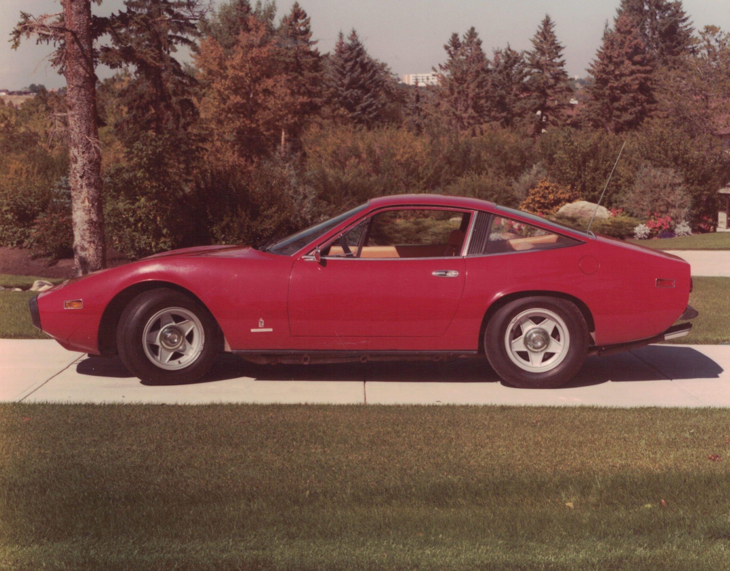 1971 Ferrari GTC/4