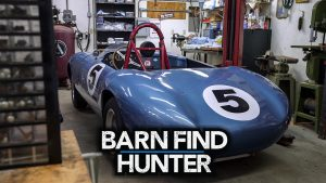 1 of 3 Santee SS with Buick 215 Aluminum V-8 and a Morris Minor Traveler | Barn Find Hunter – Ep. 92