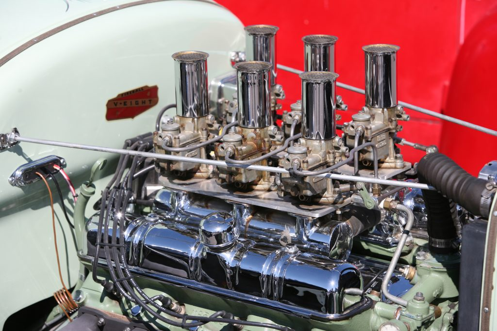 Buick Nailhead