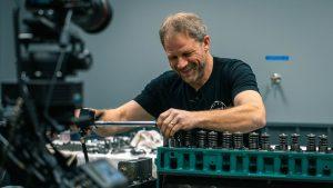 Buick Straight 8 long block assembly | Redline Update