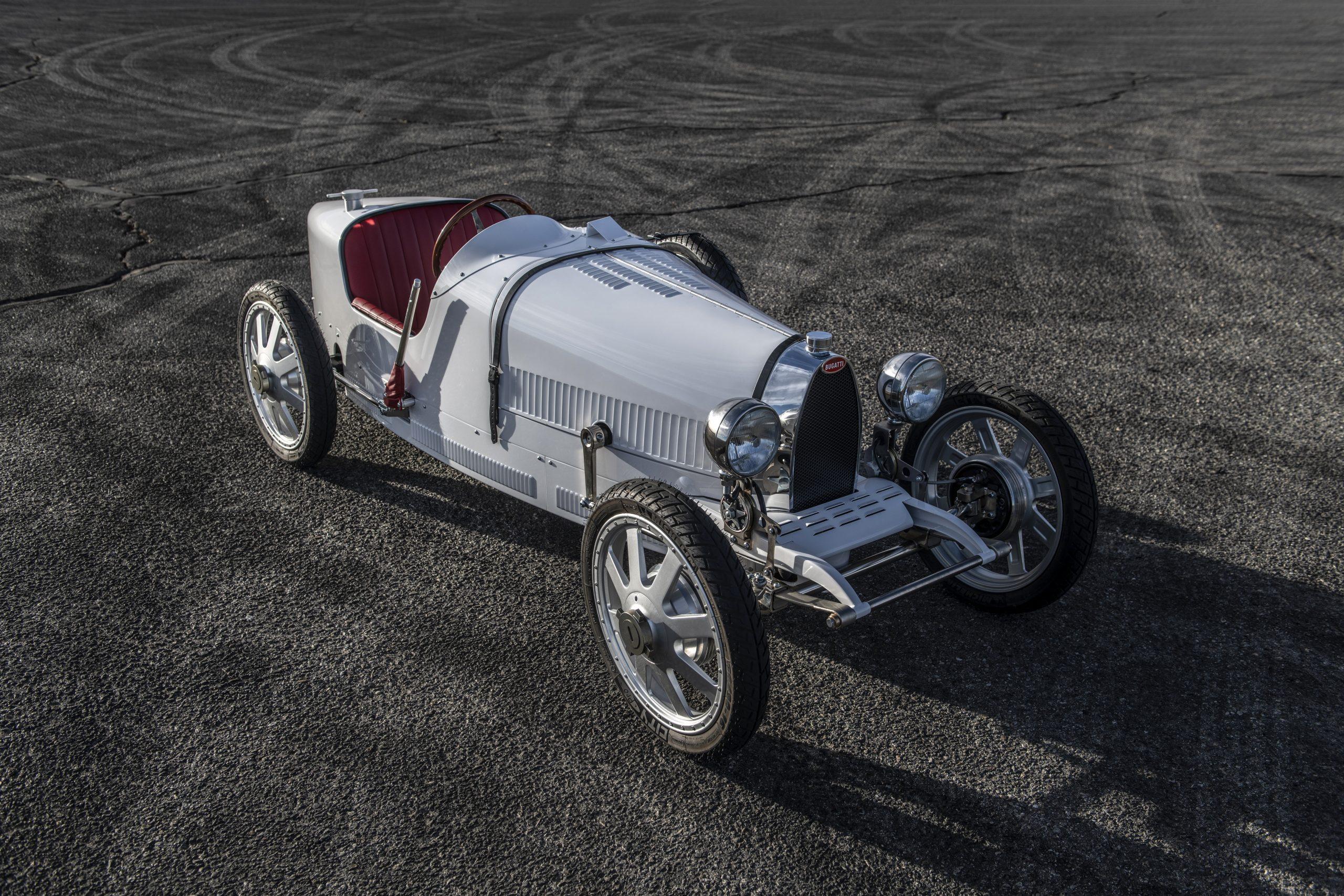 Bugatti Baby II front high