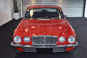 Ferdinand Porsche Owned Jaguar XJ6 - front end