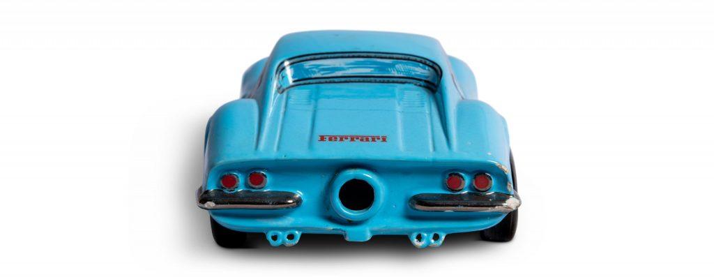 Ferrari Dino Ceramic Decanter rear
