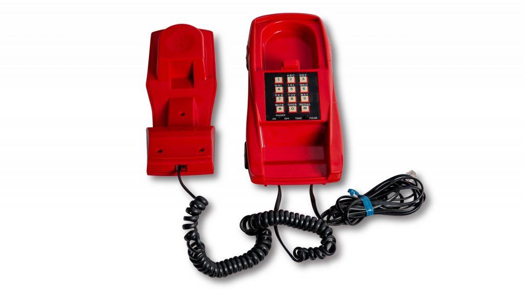 Ferrari Testarossa Phone