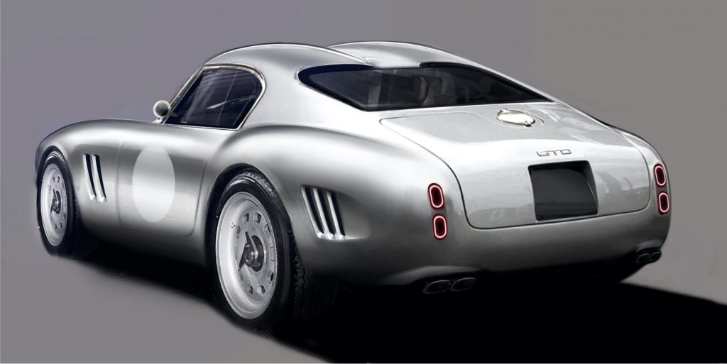 GTO Engineering Project Moderna rear