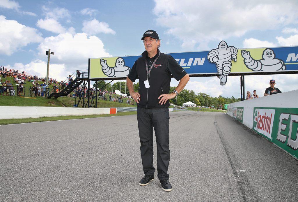 Ron Fellows NASCAR Canada Mosport