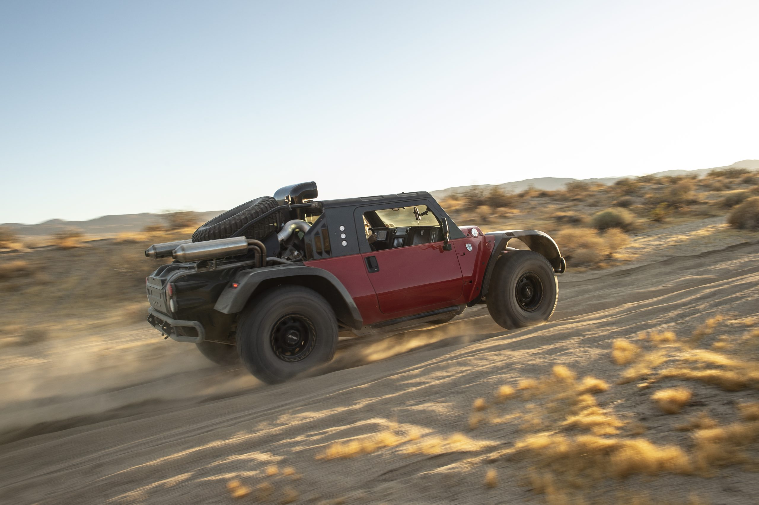 SCG Boot claims back-to-back class wins at Baja, besting the Bronco R