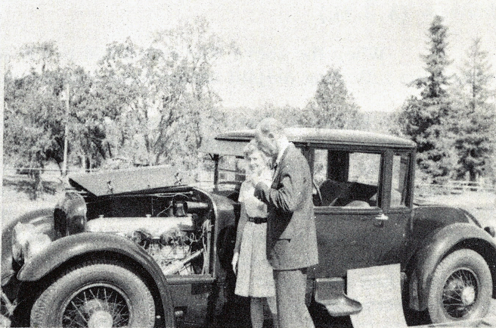 HVA 1921 Duesenberg - Samuel Northrup Castle