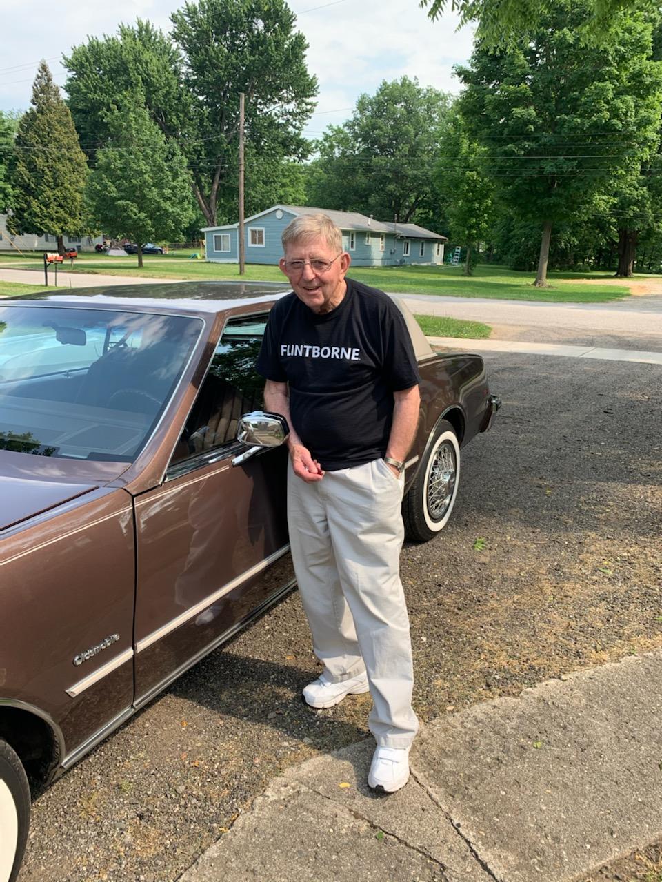 sovis 1984 oldsmobile toronado