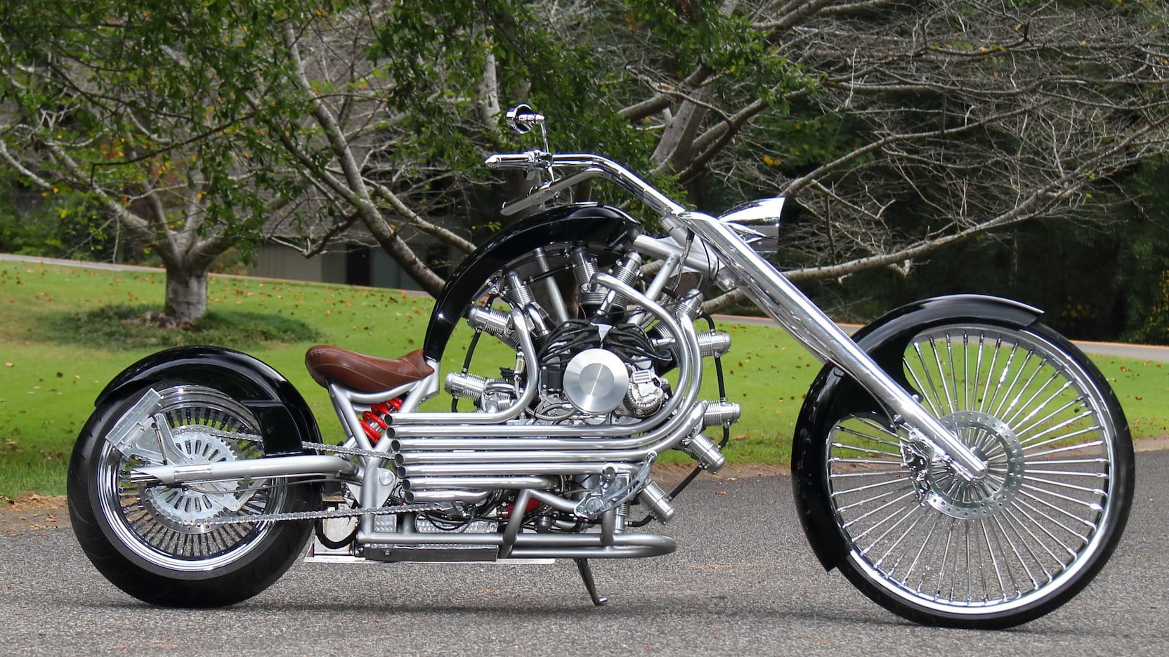 JRL Lucky 7 motorcycle 2