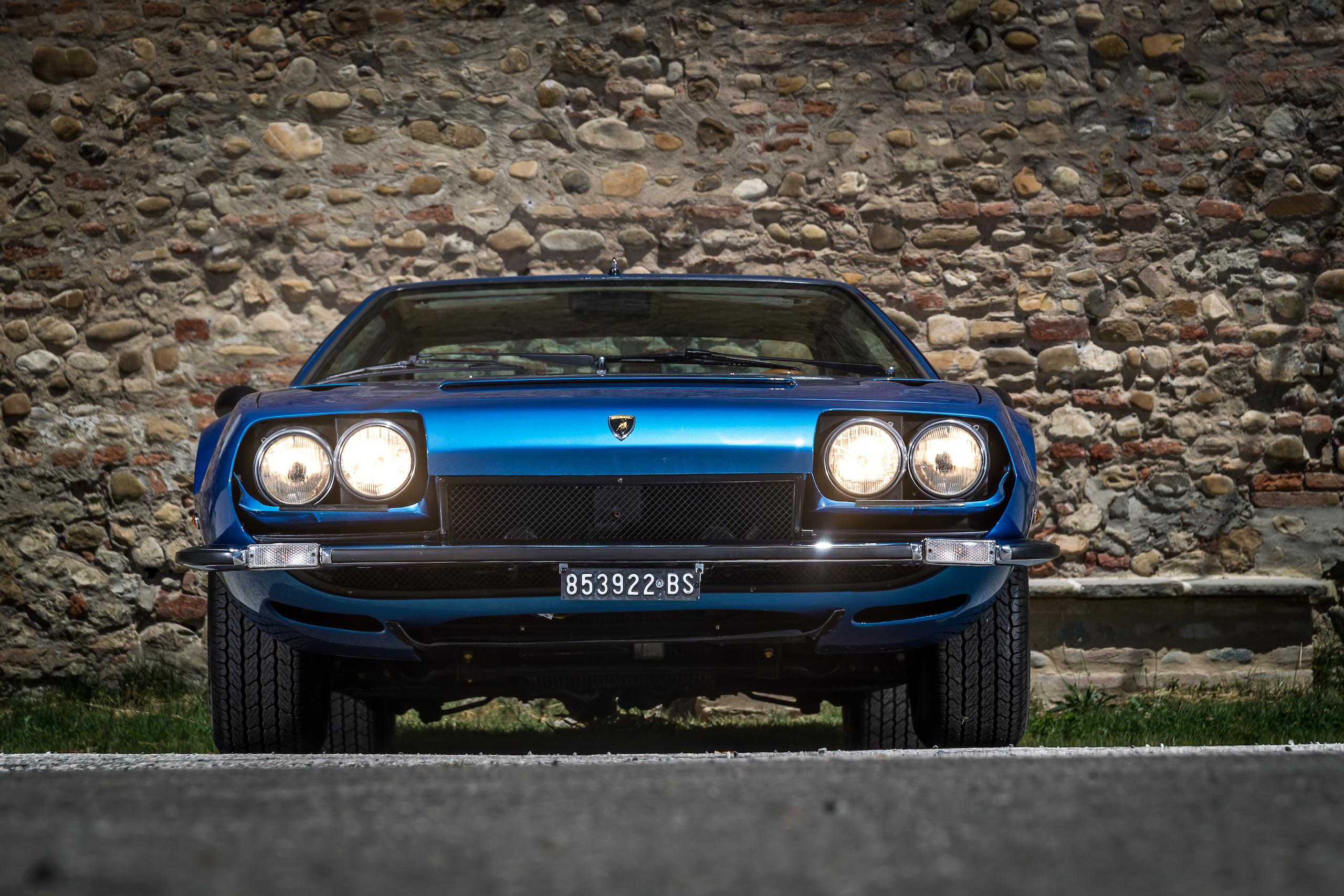 Lamborghini Jarama GT Anniversary 10