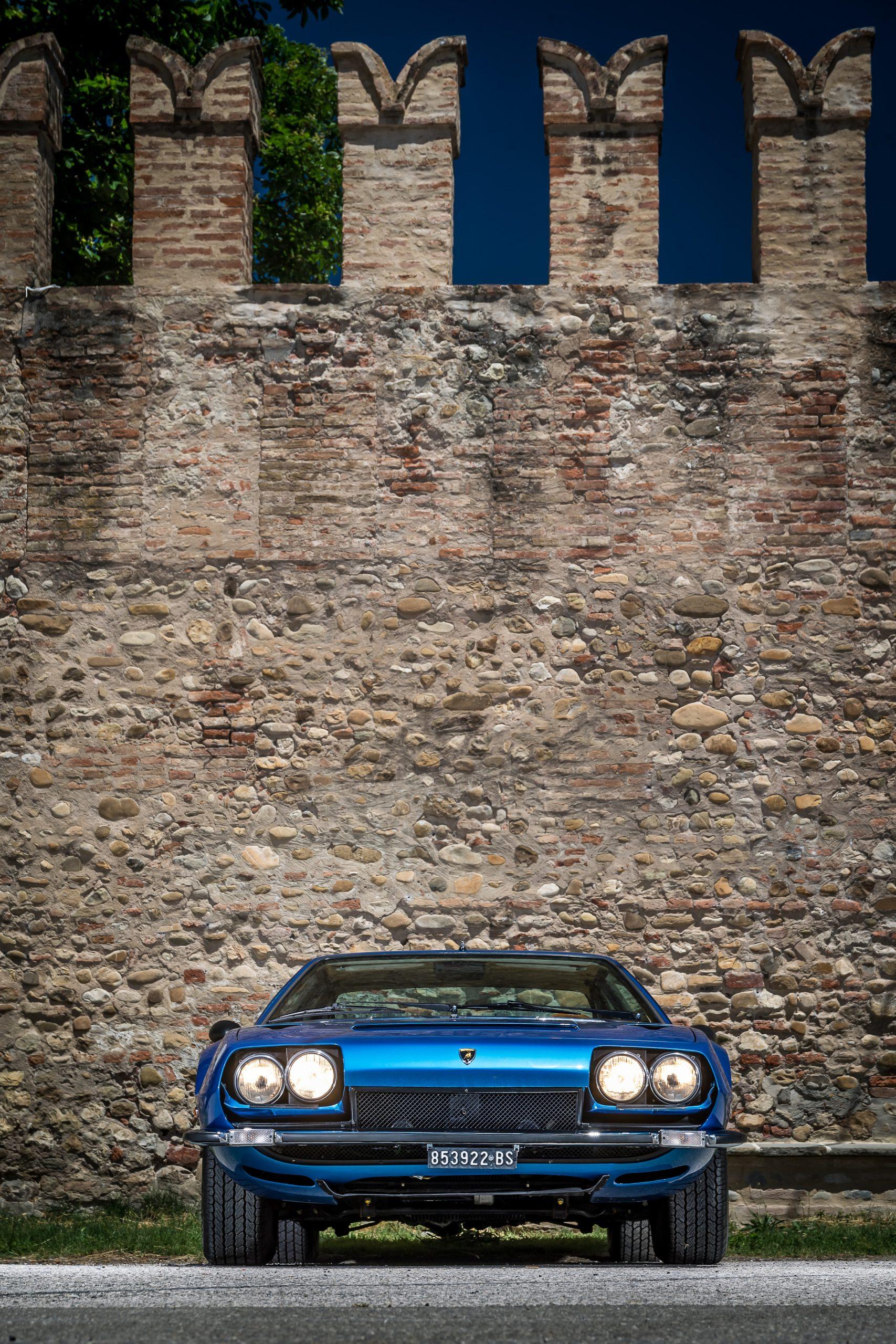 Lamborghini Jarama GT Anniversary 11