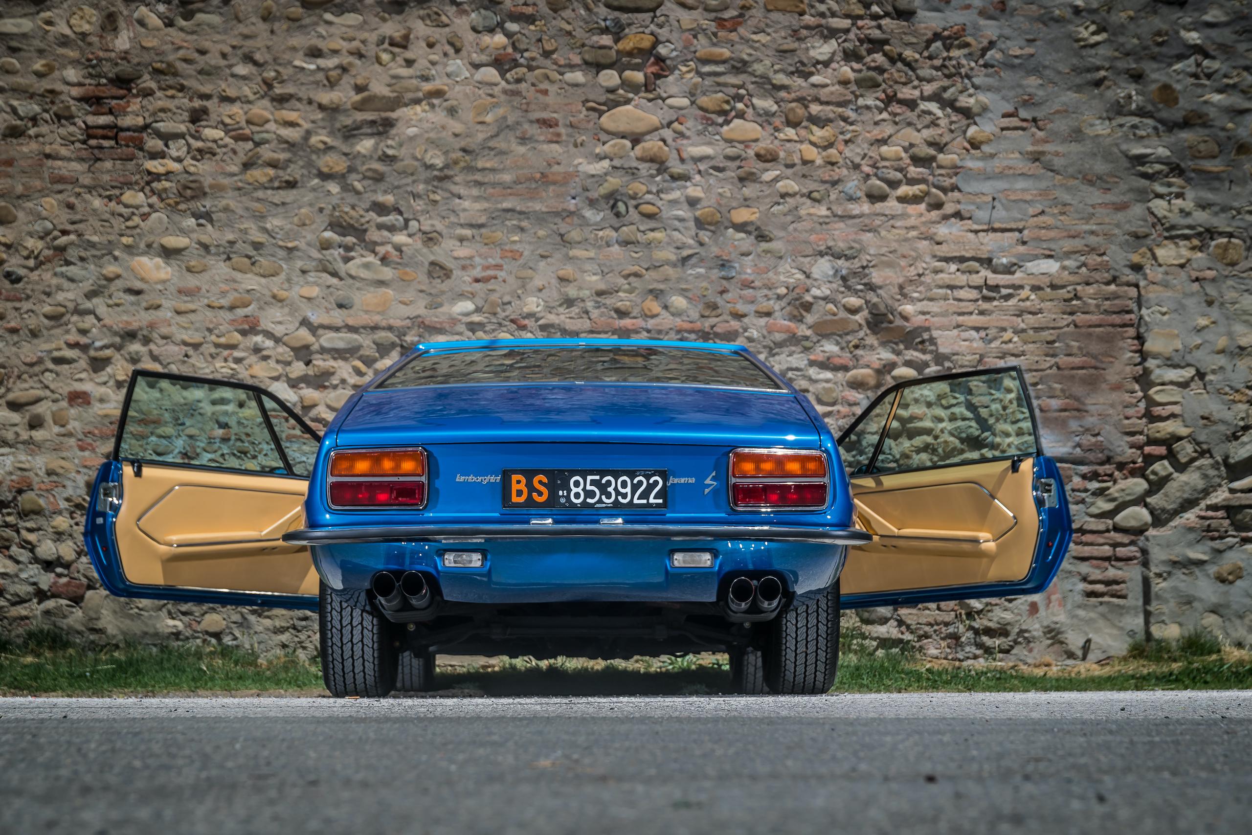 Lamborghini Jarama GT Anniversary 12