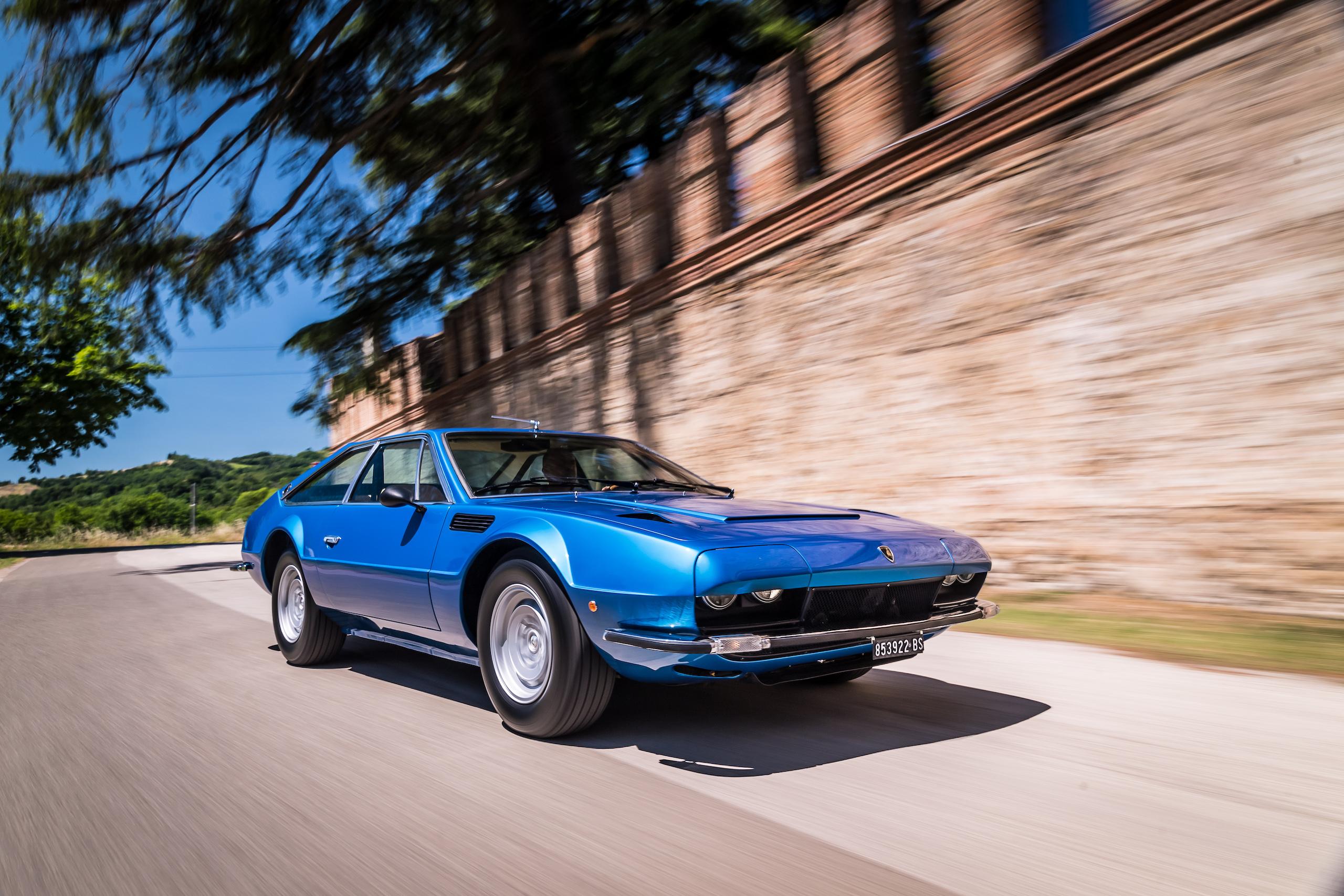 Lamborghini Jarama GT Anniversary 13