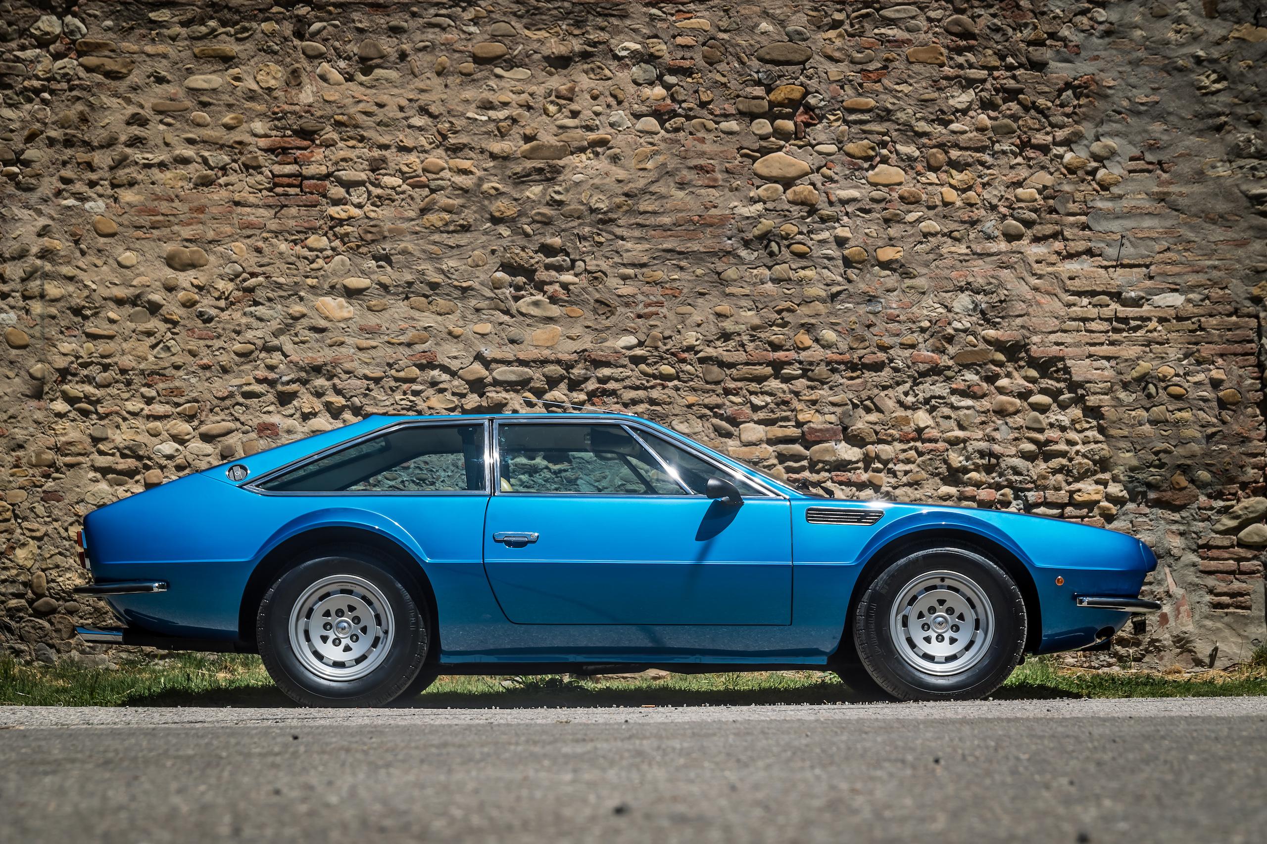 Lamborghini Jarama GT Anniversary 14