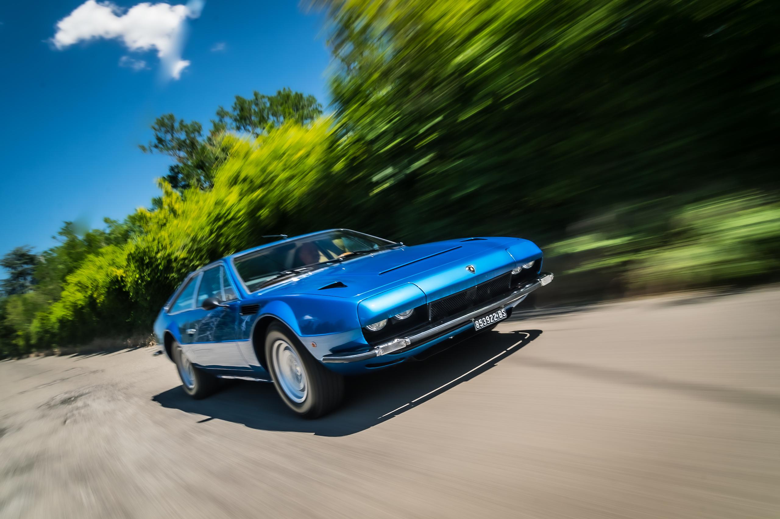 Lamborghini Jarama GT Anniversary 18