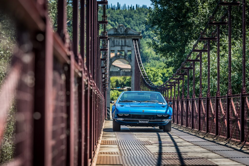 Lamborghini Jarama GT Anniversary 19