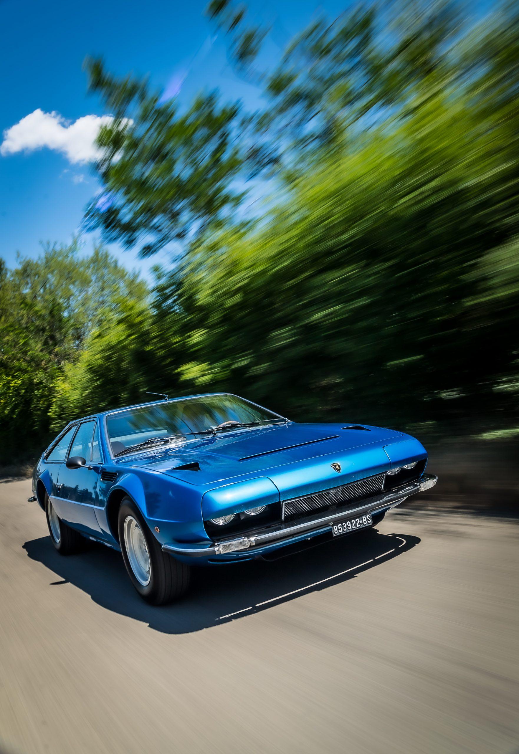 Lamborghini Jarama GT Anniversary 20