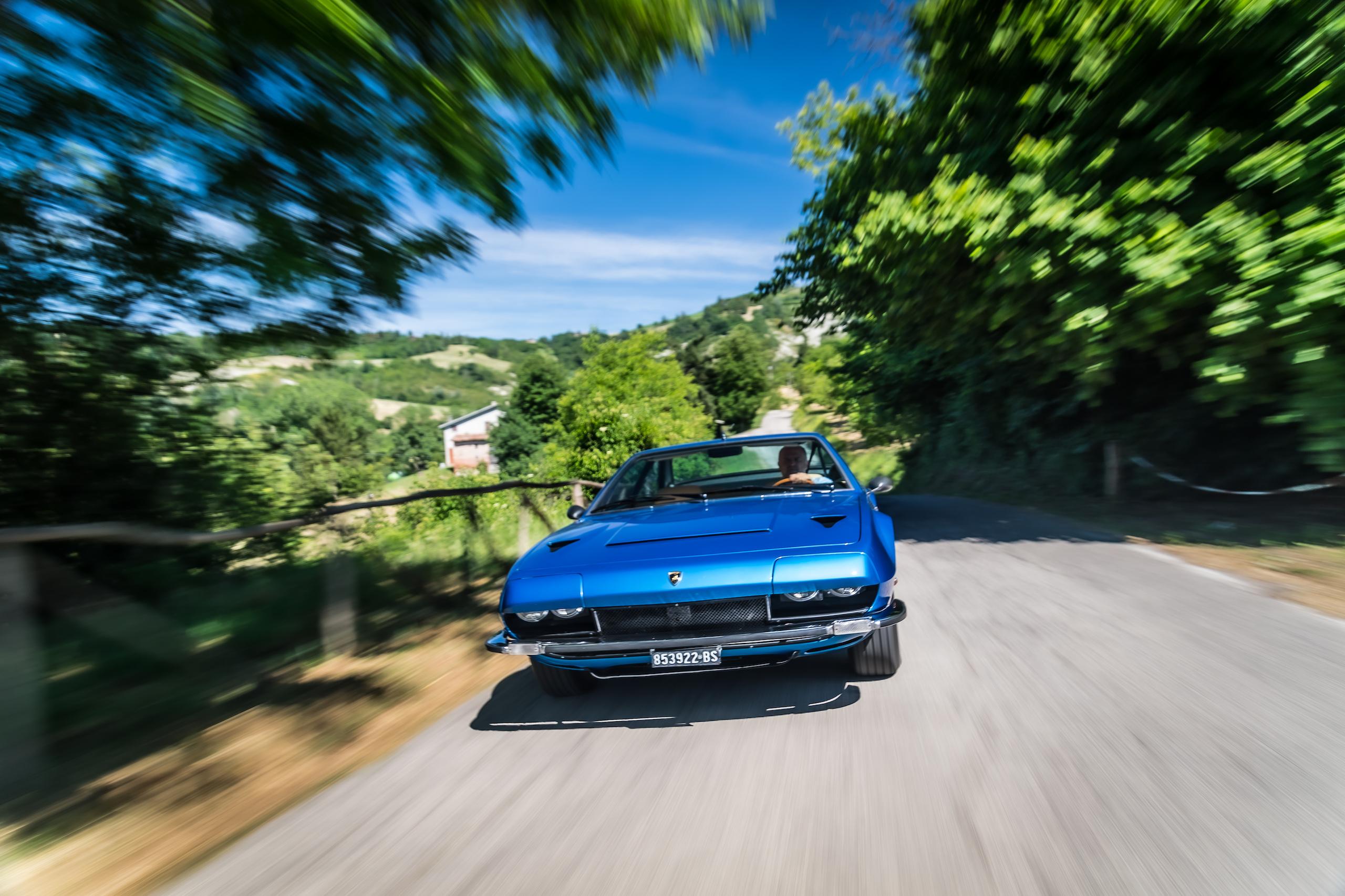 Lamborghini Jarama GT Anniversary 21