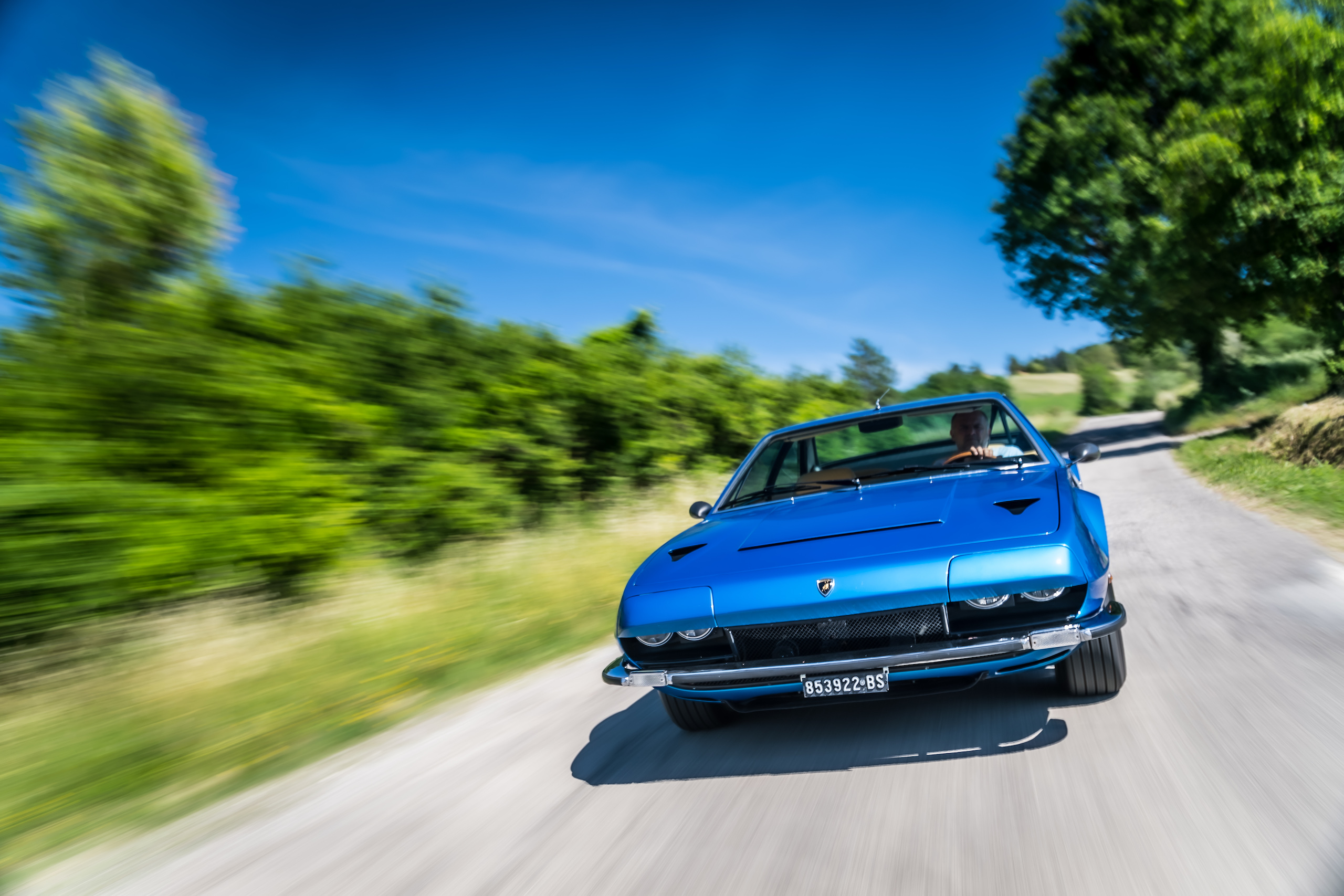 Lamborghini Jarama GT Anniversary 23