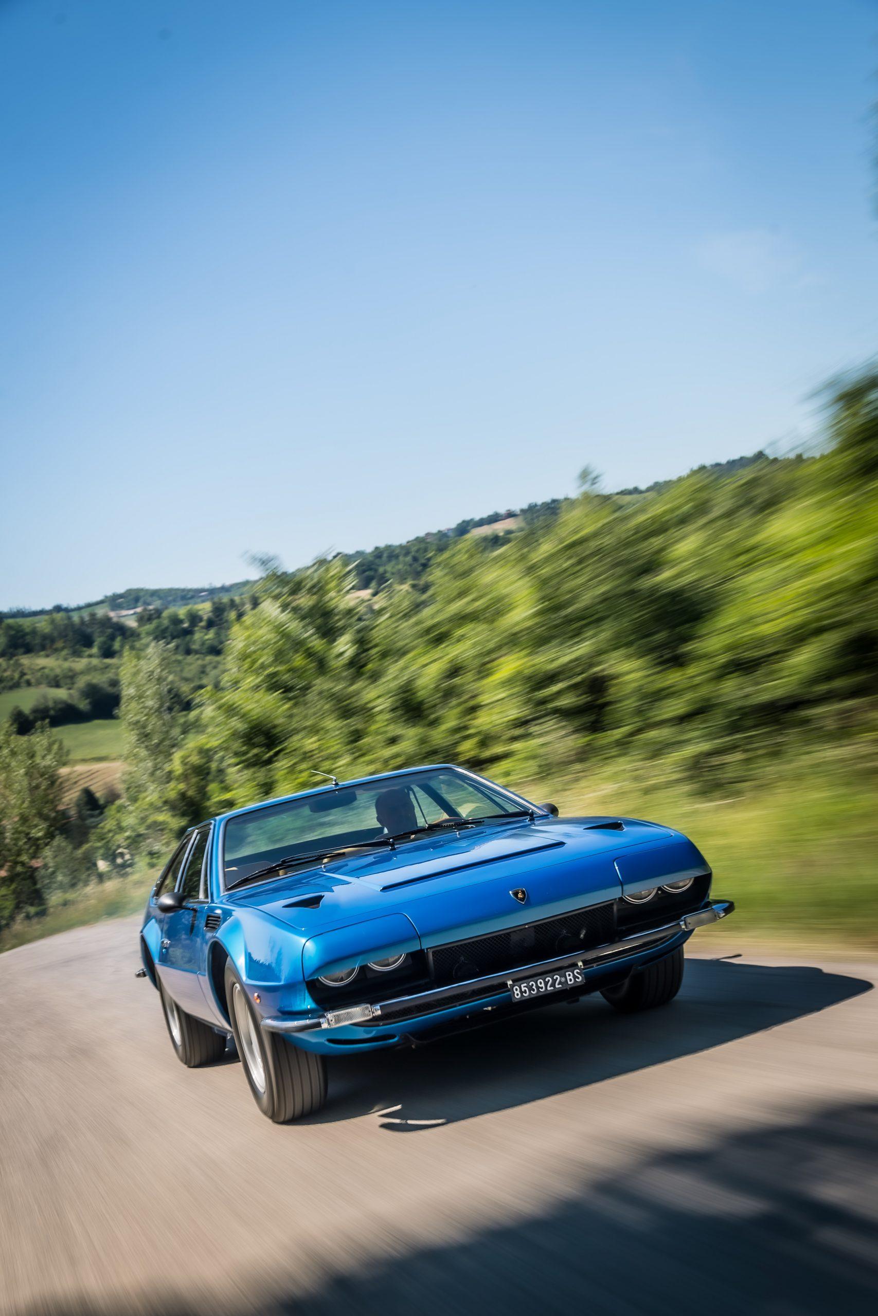 Lamborghini Jarama GT Anniversary 24