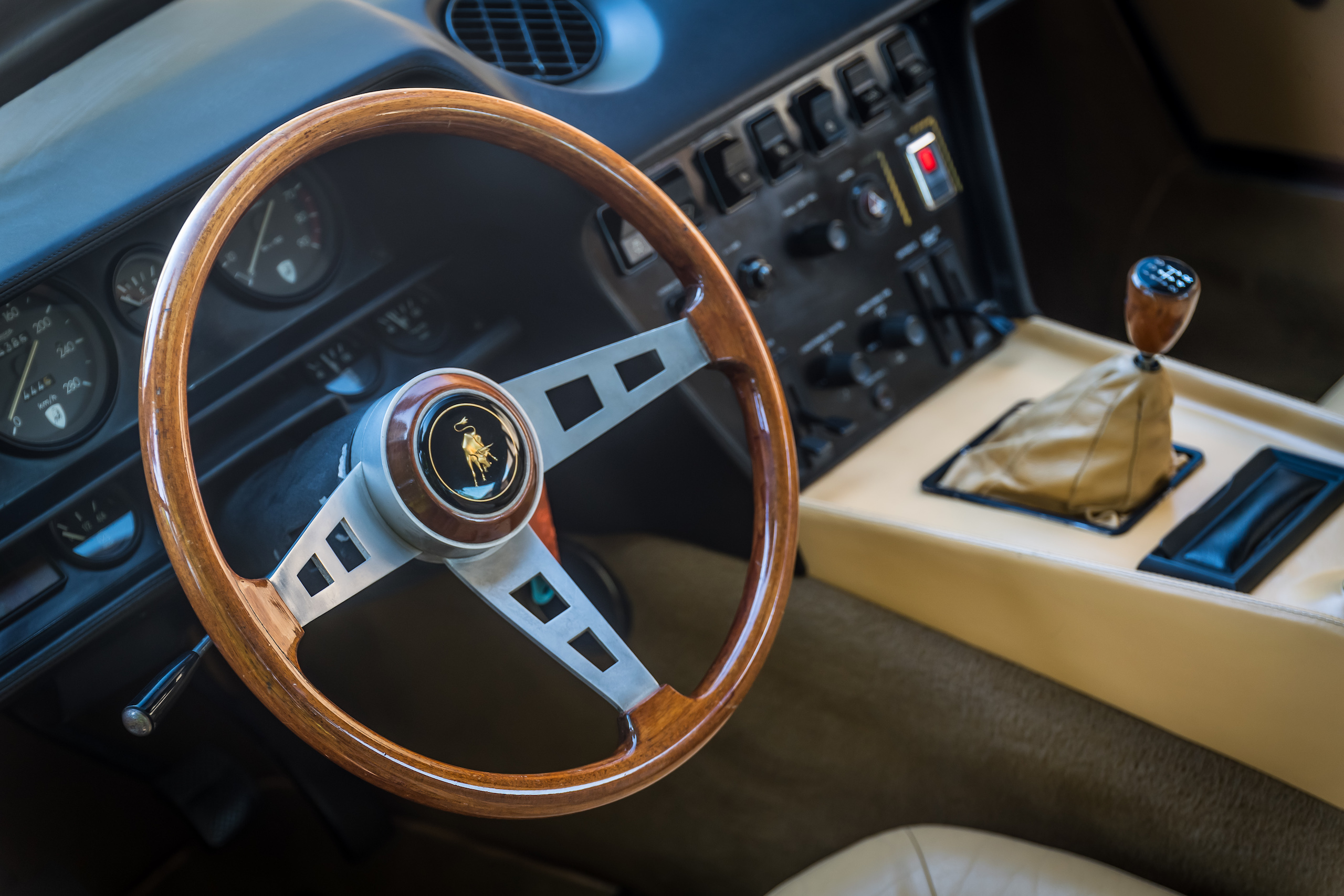 Lamborghini Jarama GT Anniversary 5