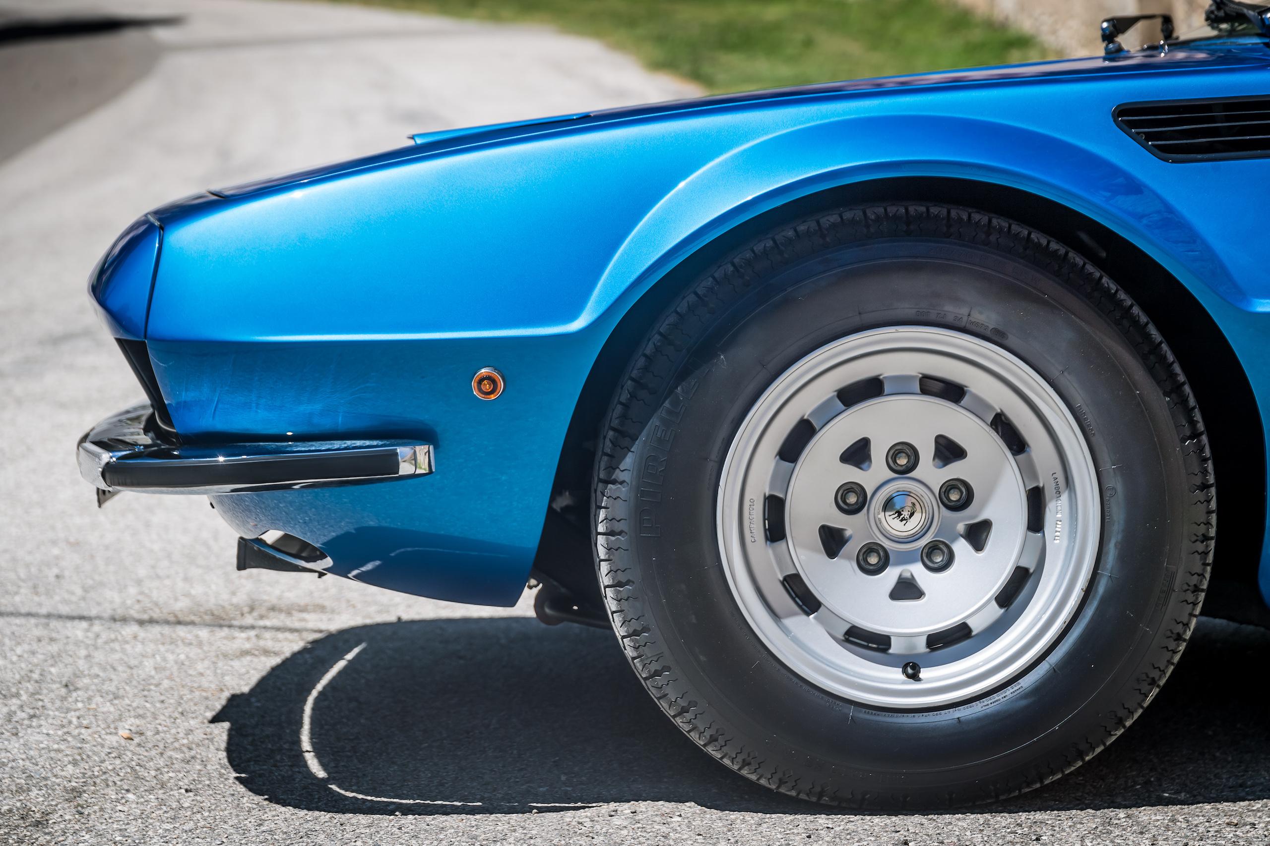 Lamborghini Jarama GT Anniversary 7