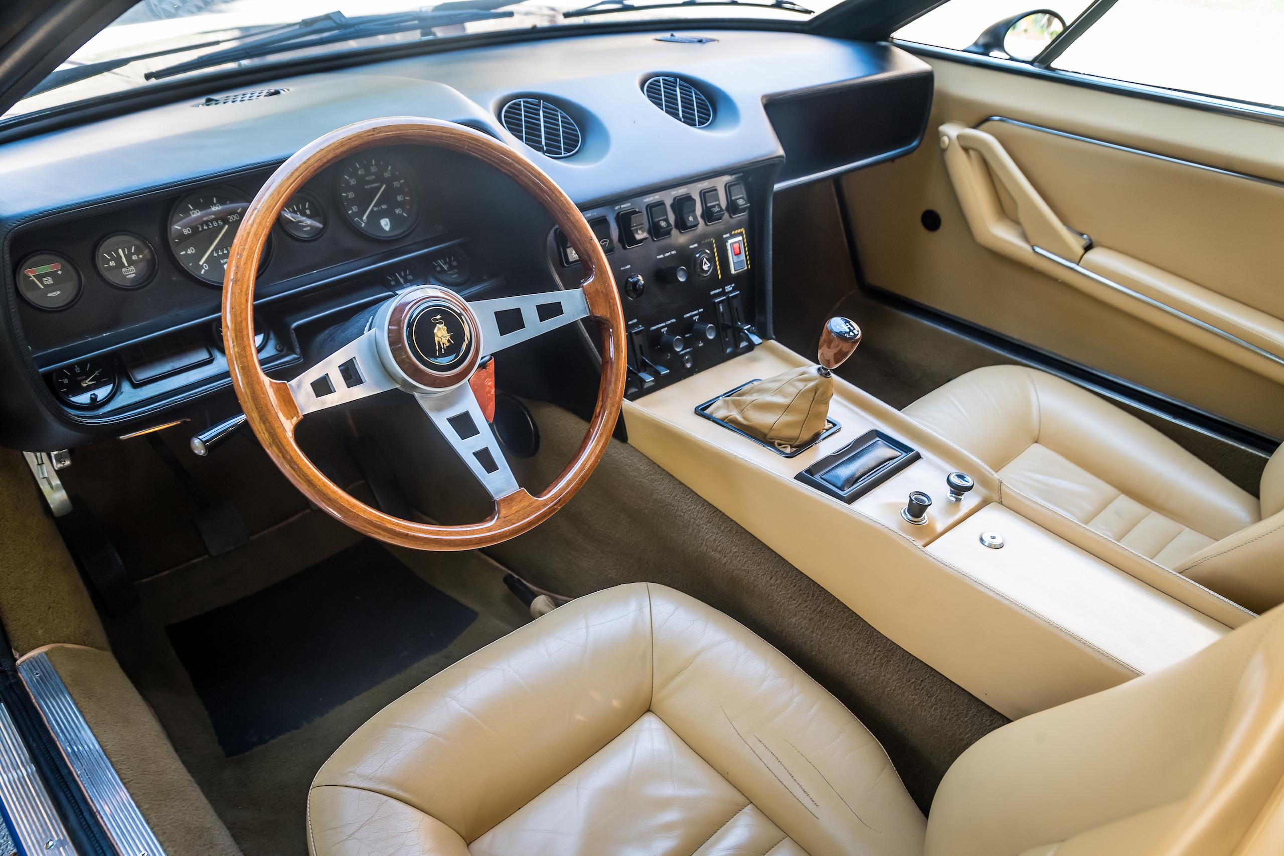 Lamborghini Jarama GT Anniversary 8