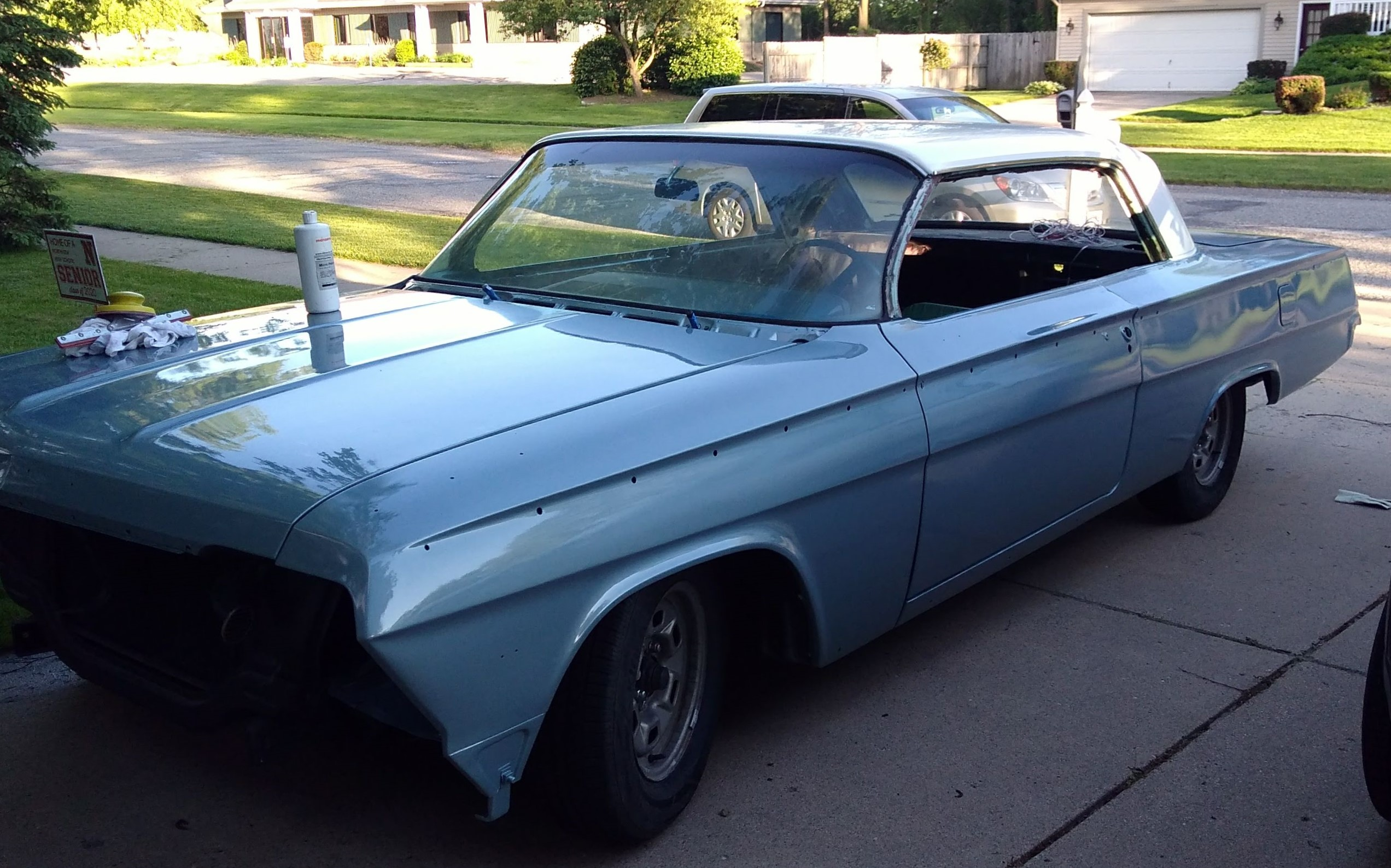 Jason Prince - 1962 Chevrolet Impala - Almost done