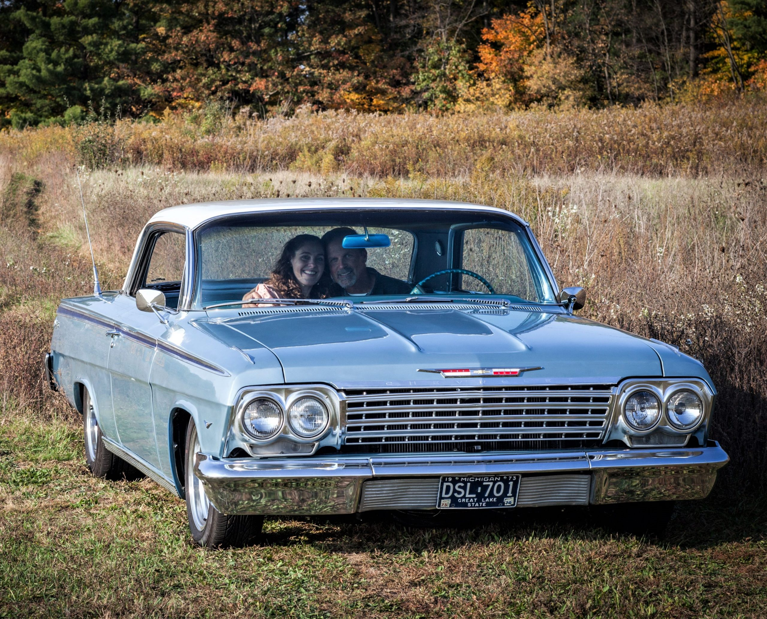 Jason Prince - 1962 Chevrolet Impala - Jason and Lynn
