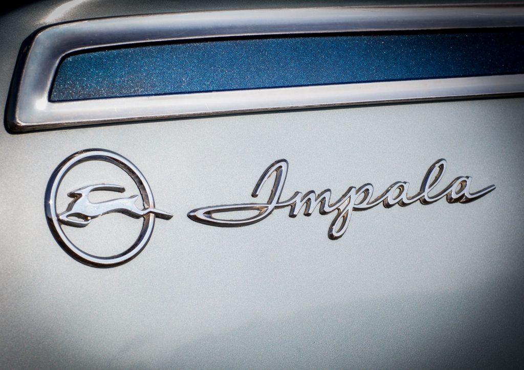 Jason Prince - 1962 Chevrolet Impala - badge