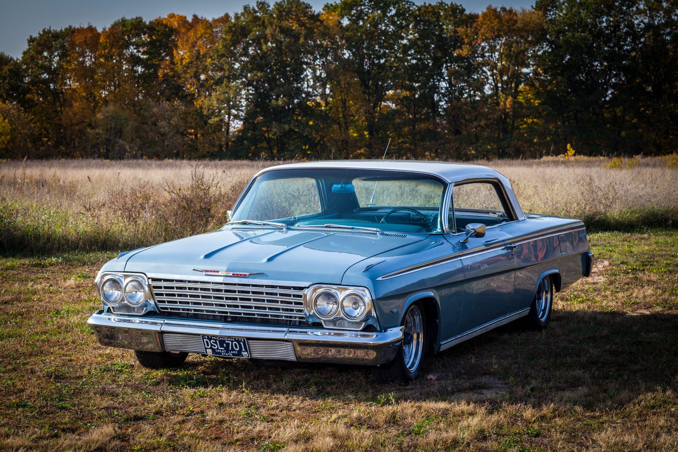 Jason Prince - 1962 Chevrolet Impala - full drivers side 2