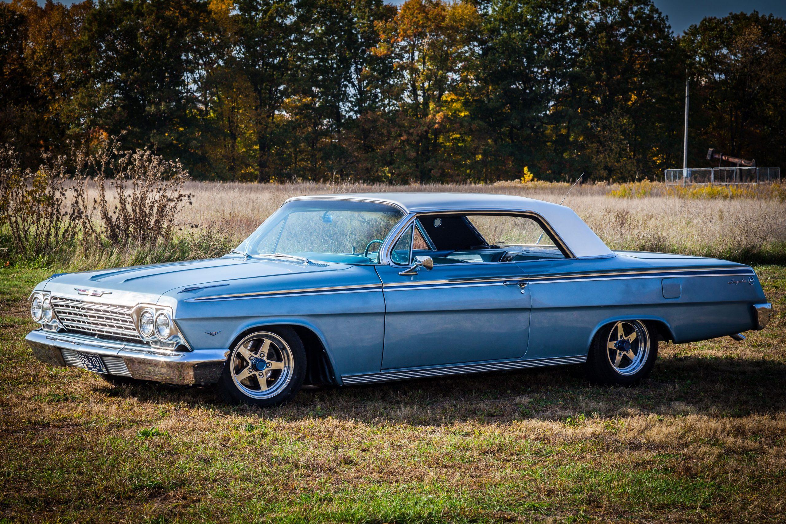 Jason Prince - 1962 Chevrolet Impala - full drivers side