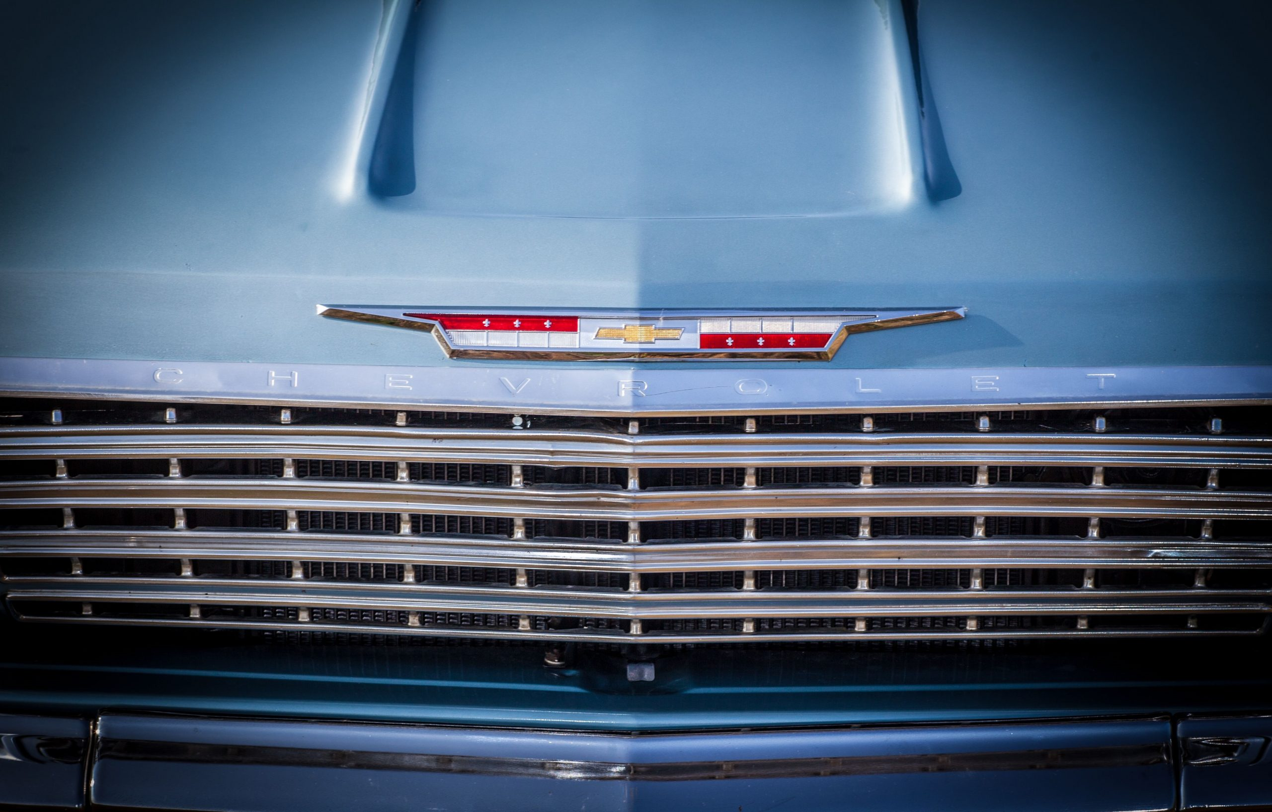 Jason Prince - 1962 Chevrolet Impala - grille
