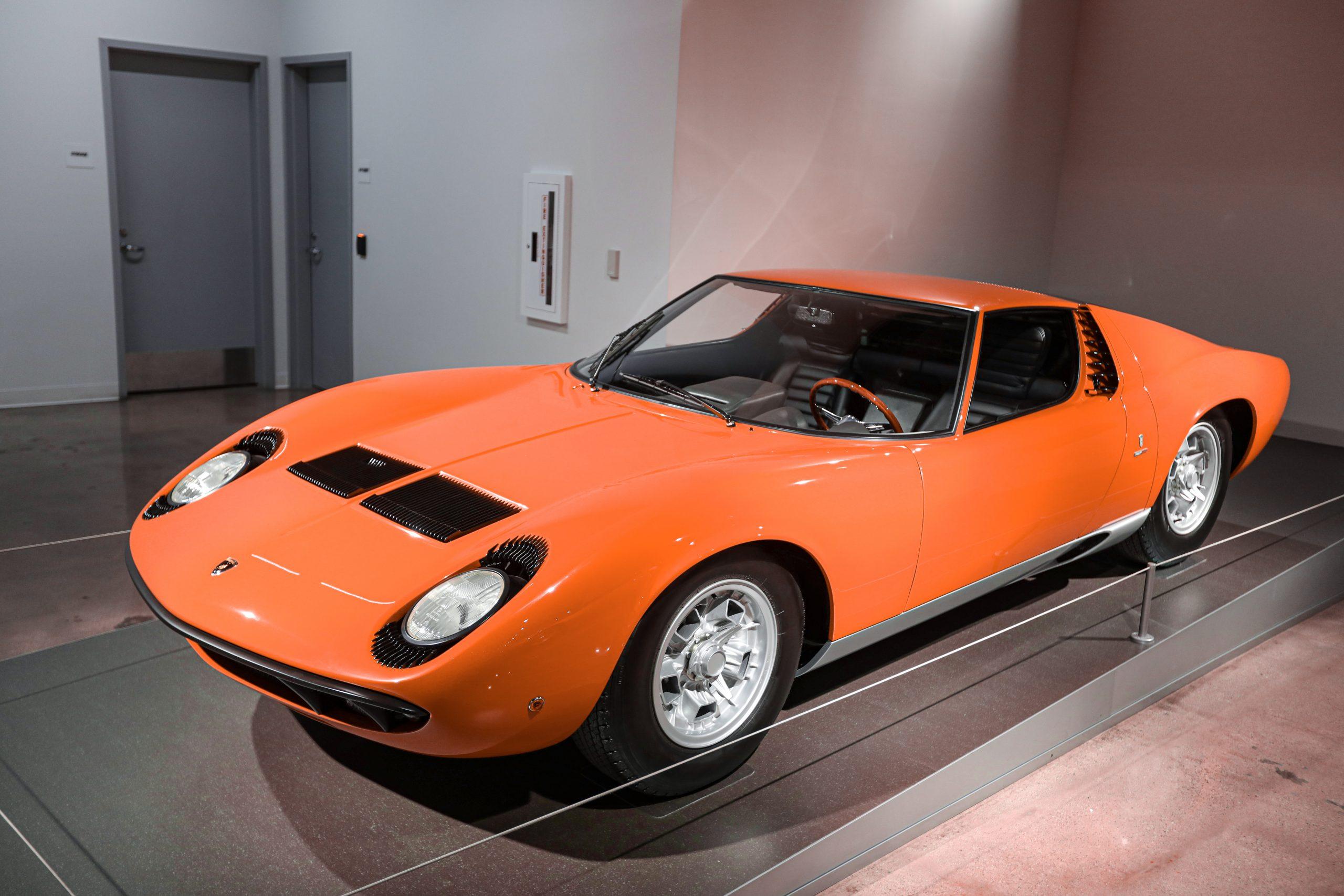 Lamborghini Miura Petersen