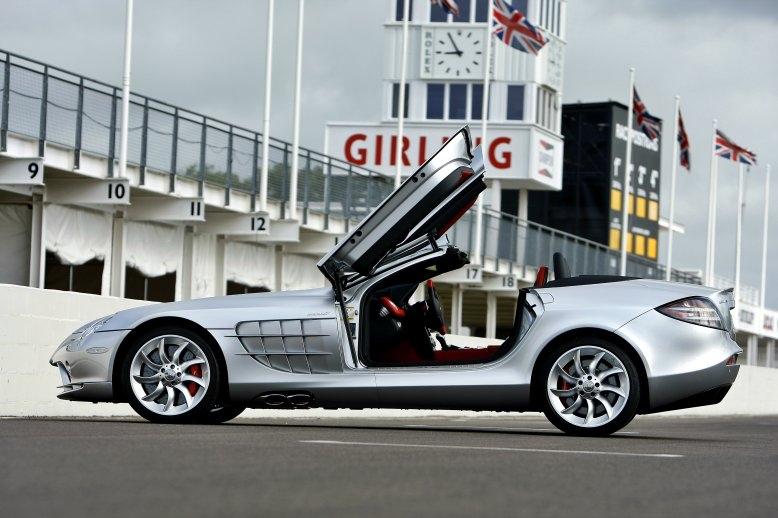 Mercedes-Benz SLRMcLarenRoadster