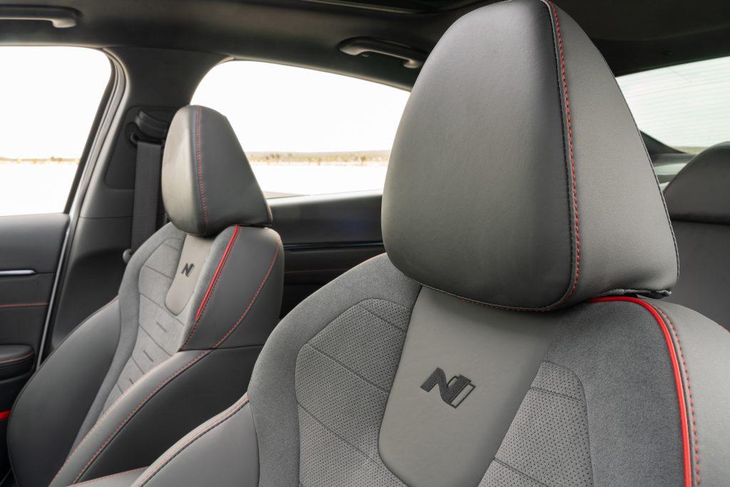 Hyundai Sonata N Line Seats