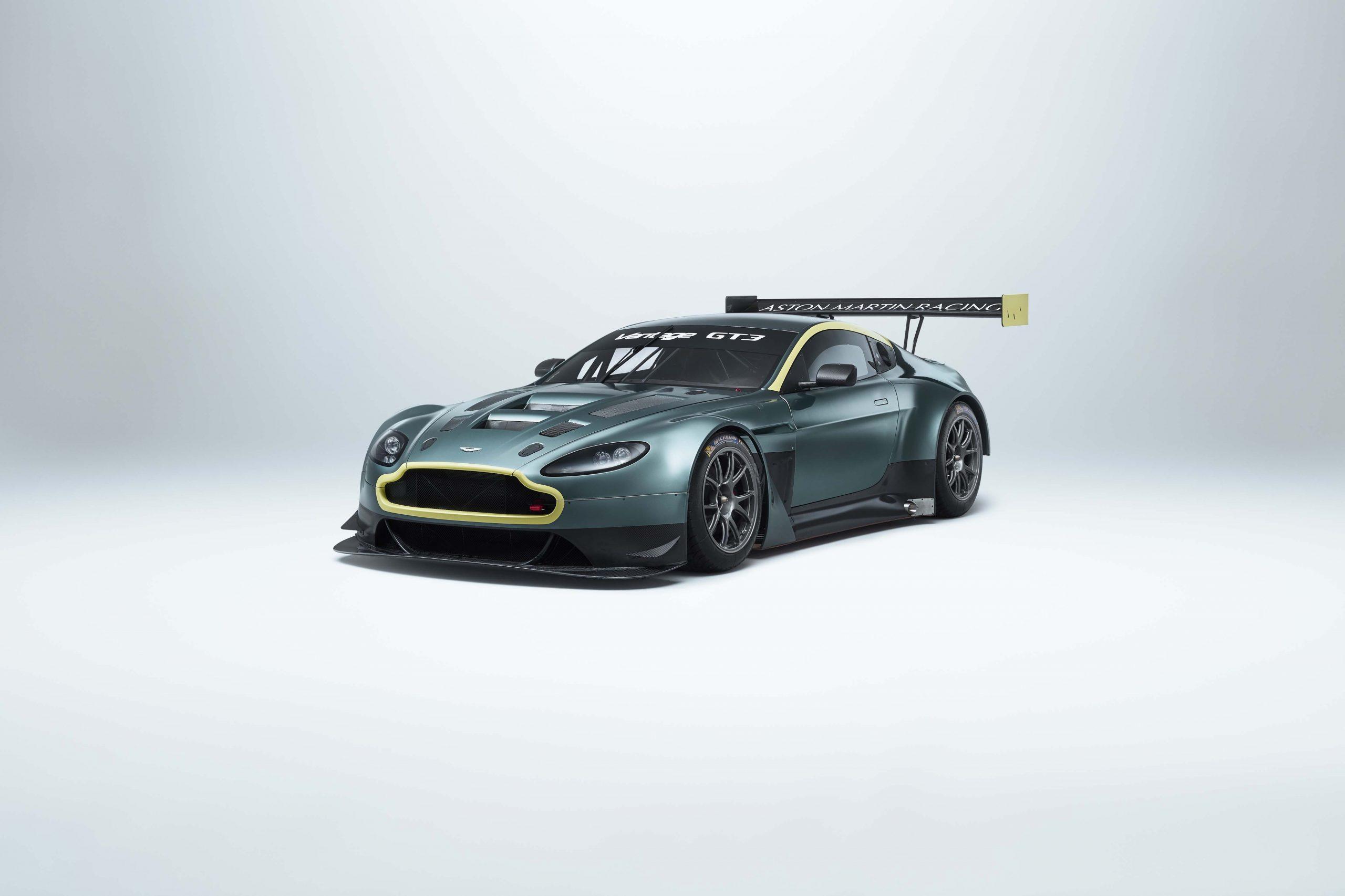 Aston Martin LegacyGT3front