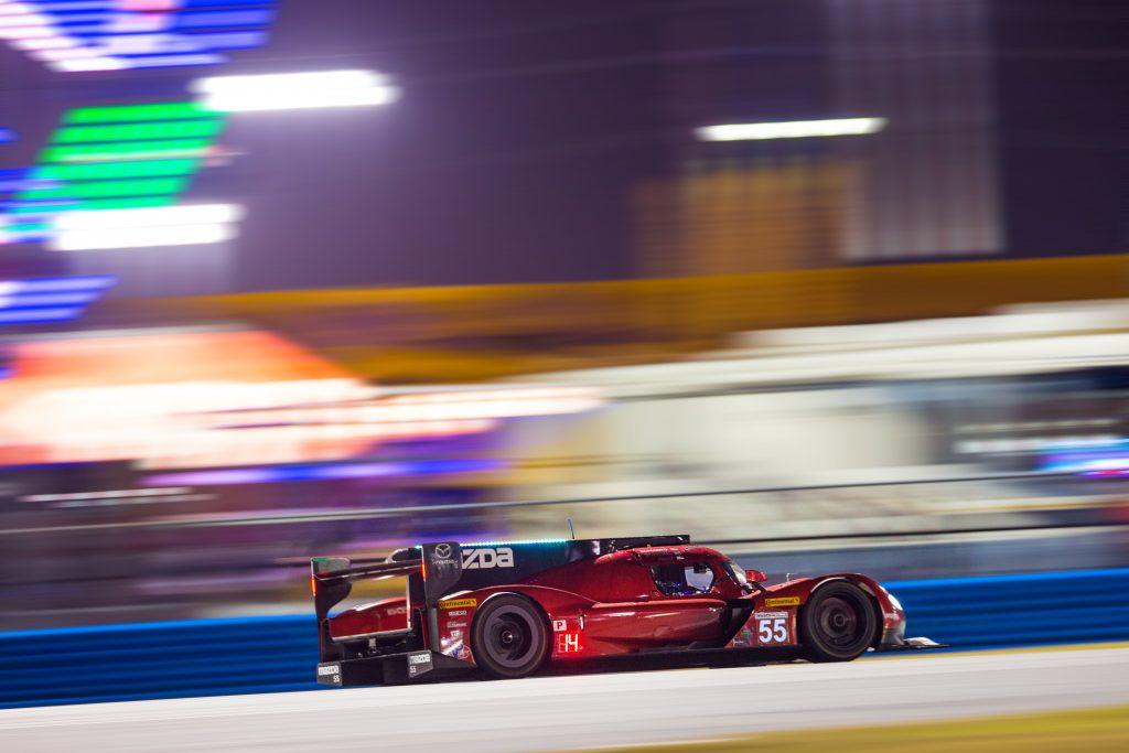Mazda Racing 55 car