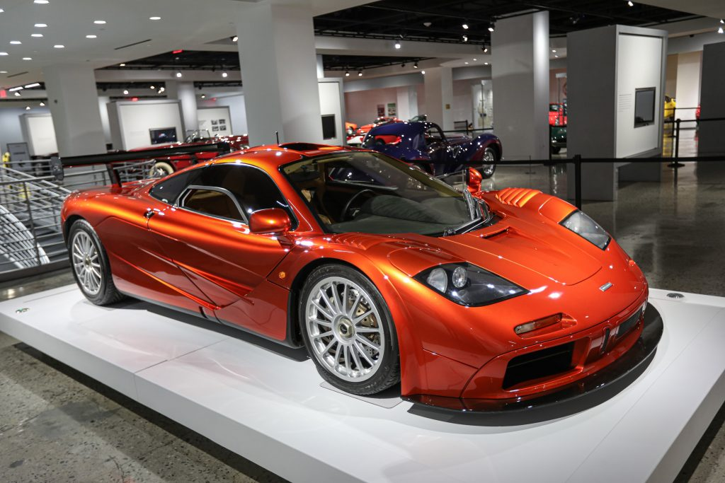 "1998 McLaren F1 ""LM-Specification"""