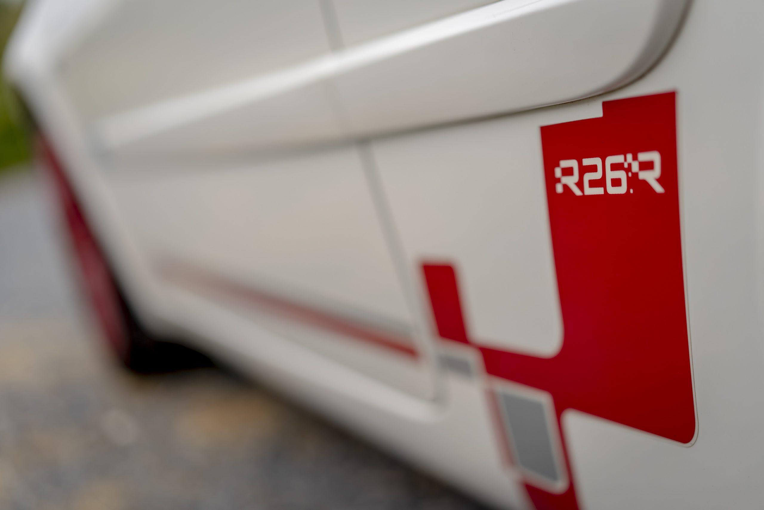 Renault Megane R26R graphic