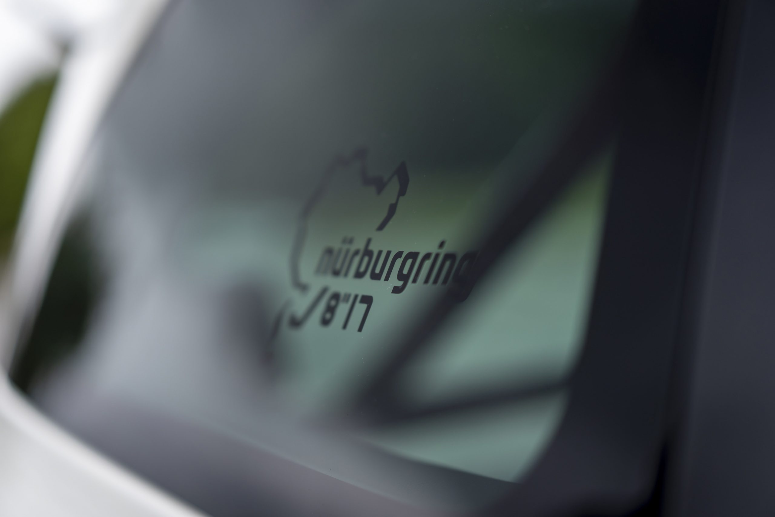 renault megane r26r nurburgring decal
