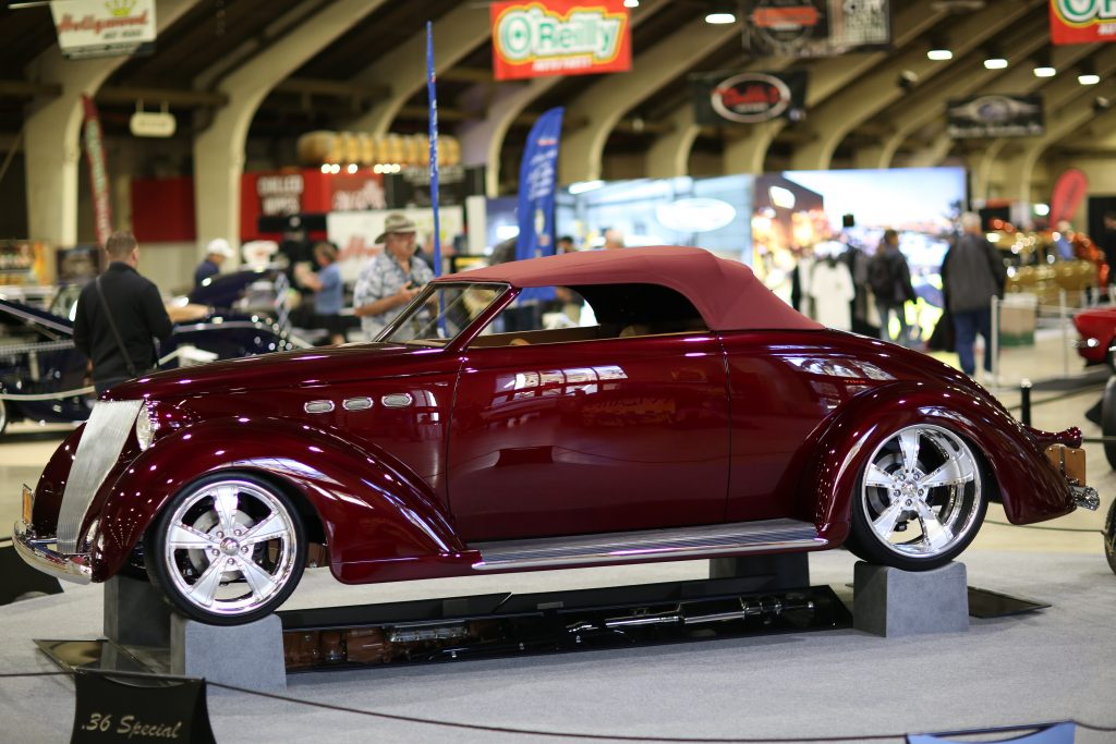Parmalee 1936 Ford