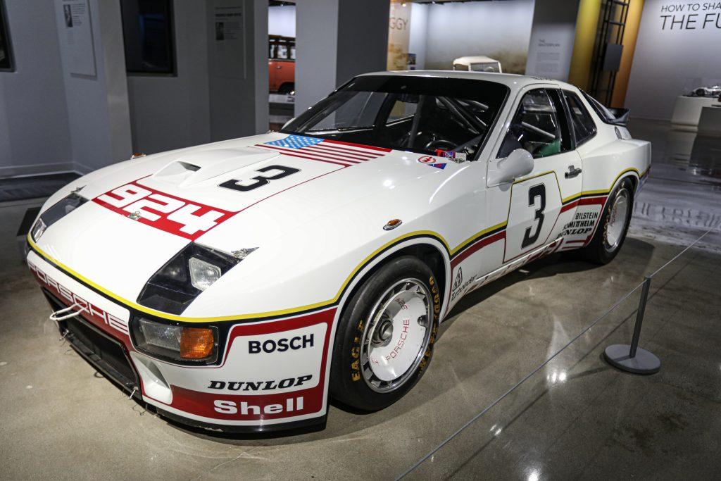 Porsche Redefining Performance Petersen Museum 924 Carrera GT