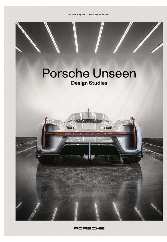 Porsche Unseen book