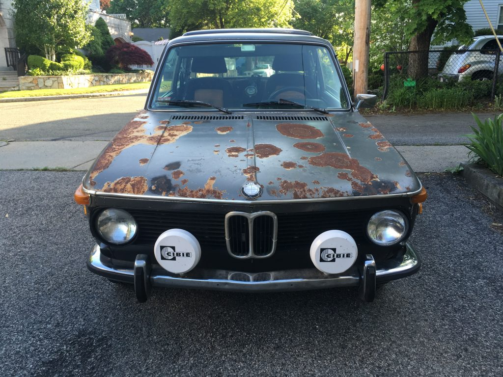 Rob Siegel - Knowing when to back out - 1975 BMW 2002