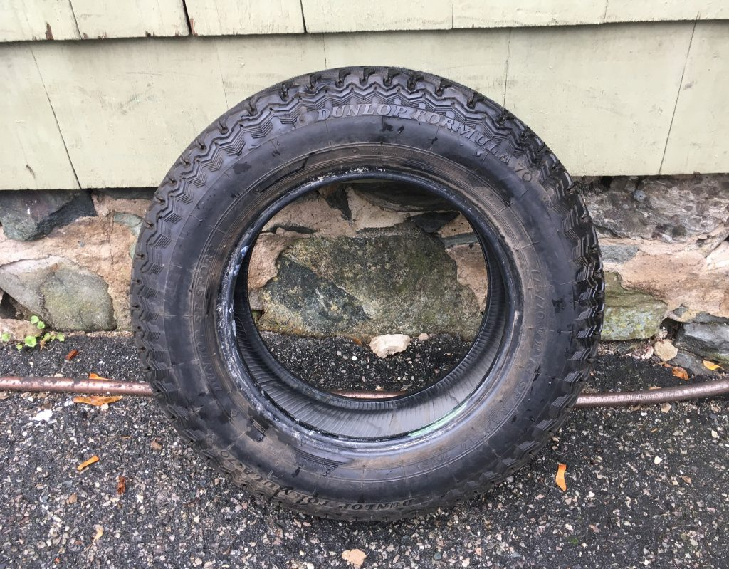 Rob Siegel - The wheel and tire balancing nightmare - spare