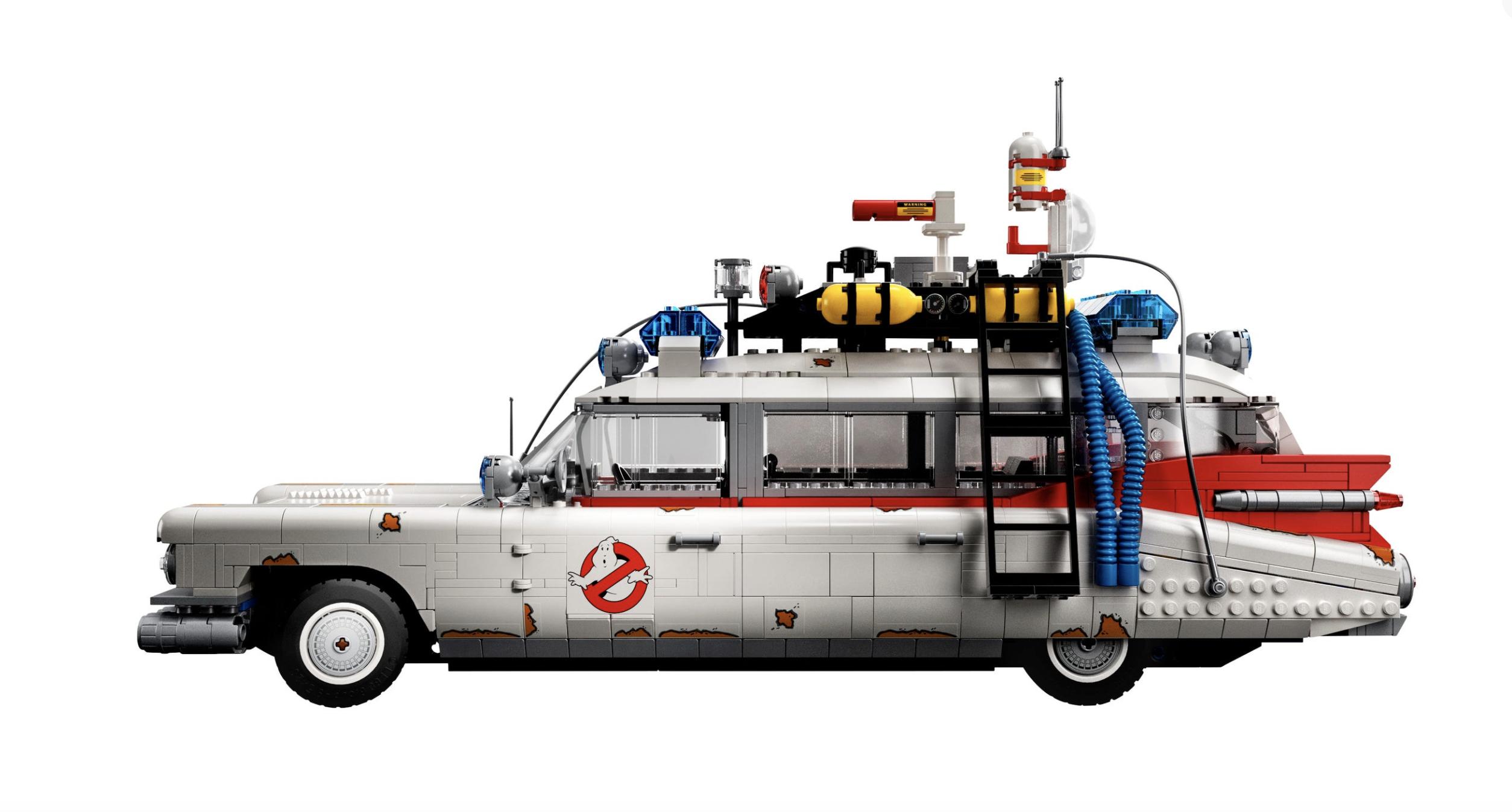 lego ghostbusters ambulance