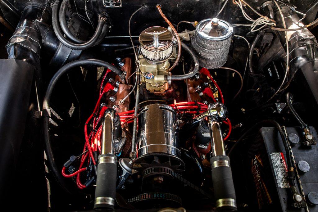 shoebox ford engine