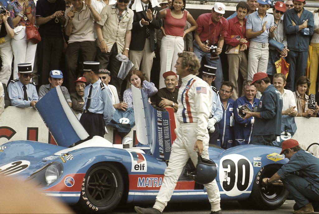 Steve McQueen 24 Hours Of Le Mans Film